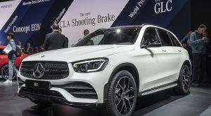 Mercedes-Benz Cenevre Otomobil Fuarında 7 Dünya Lansmanı Yaptı
