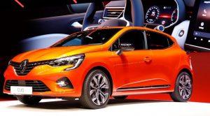 Renault Clio Beşinci Nesli ile Cenevre Otomobil Fuarında Tanıtıldı