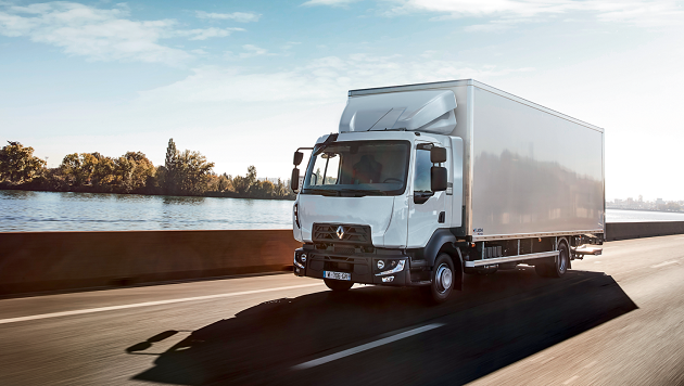Renault Trucks D ve D Wide 2019 Versiyonları Tanıtıldı