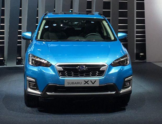 Subaru XV eBOXER