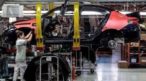 Türkiye'de Otomobil Üretim ve İhracat Rakamları da Düştü