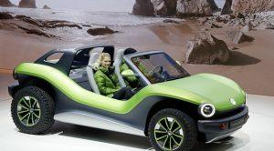 Volkswagen Cenevre Otomobil Fuarında 5 Dünya Prömiyeri Yaptı