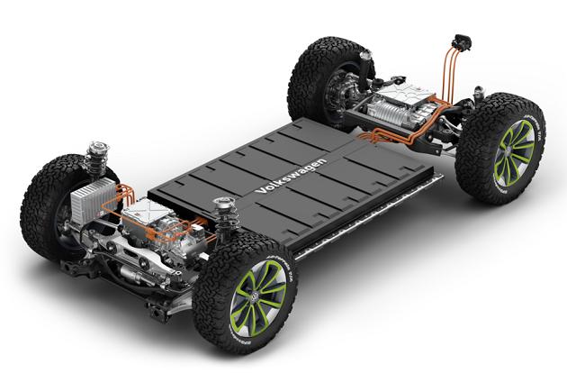 Volkswagen e-mobilite Platformunu Diğer Üreticilere Açtı