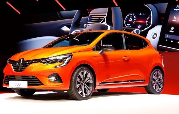 yeni Renault Clio cenevre