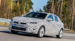 Altıncı Nesil Opel Corsa Test Edilmeye Devam Ediyor