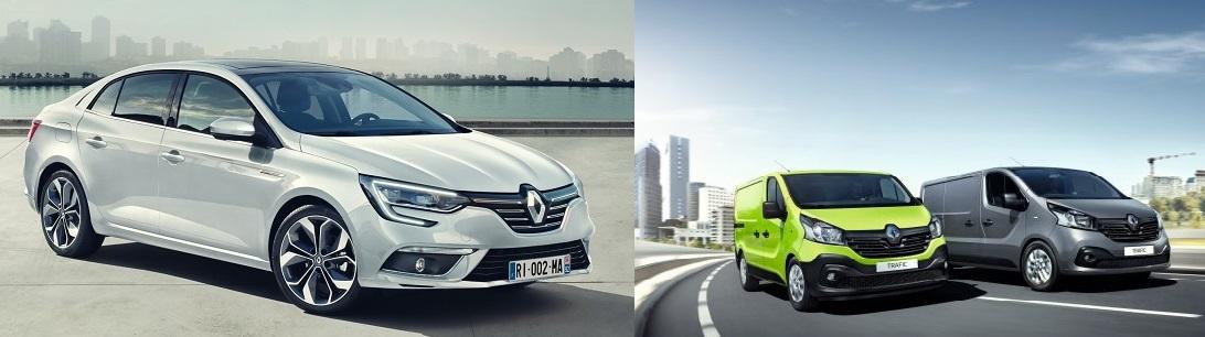 Renault Sıfır Km Binek Otomobil Hafif Ticari Araç Mayıs 2019 Kampanyası