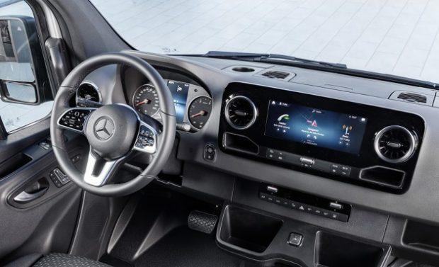 Yeni Mercedes Benz Sprinter 5 1
