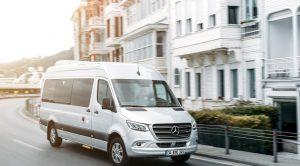 Yeni Mercedes-Benz Sprinter Türkiye Satış Fiyatları Belli Oldu