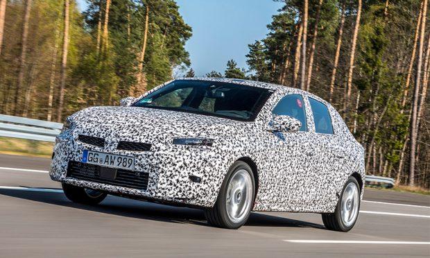 yeni Opel Corsa 1