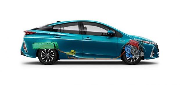 Toyota Panasonic Elektrikli Araclar