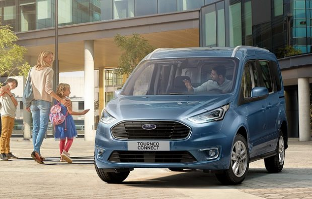 Yeni Ford Tourneo Connect