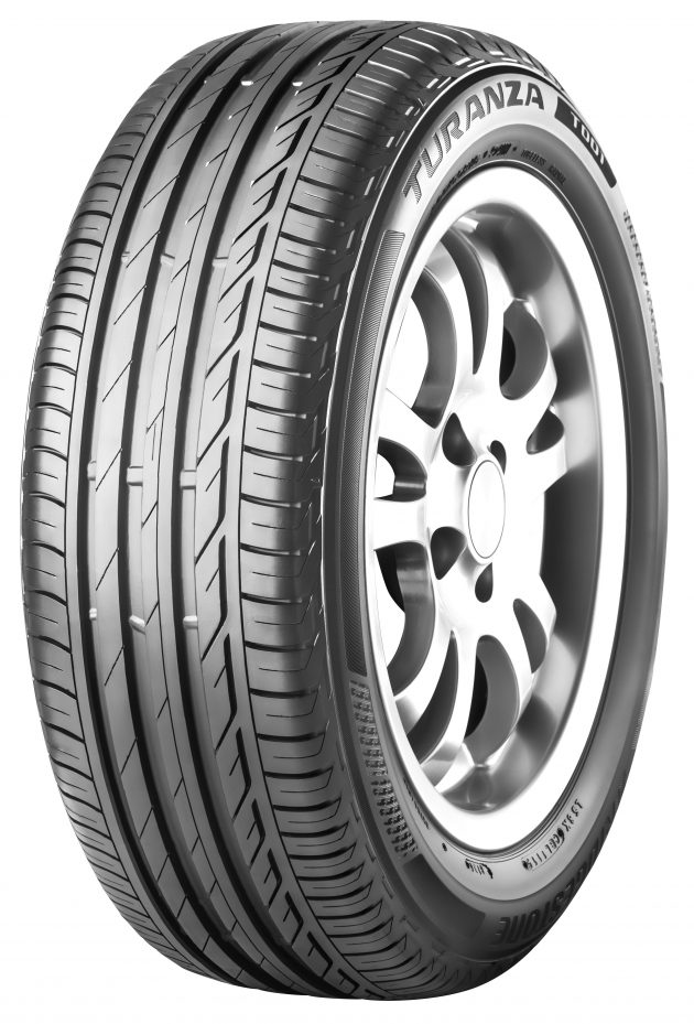 Brisa Yeni Bridgestone Yaz Lastiği Turanza T005'i Tanıttı