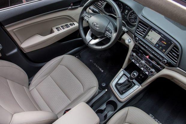 Hyundai Elantra Ic Mekan