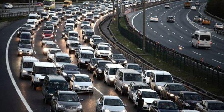 Trafiğe Kaydı Yapılan Otomobil Sayısı Yüzde 51 Düştü