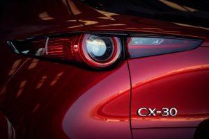 Yeni Mazda CX-30 Fotoğraf Galerisi