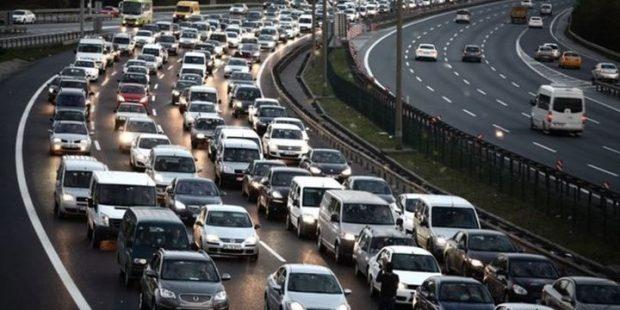 trafik arac veri