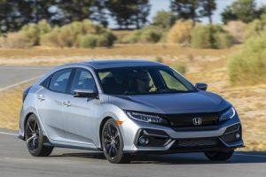 2020 Honda Civic Hatchback Fotoğraf Galerisi