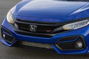 2020 Honda Civic Si Sedan Fotoğraf Galerisi