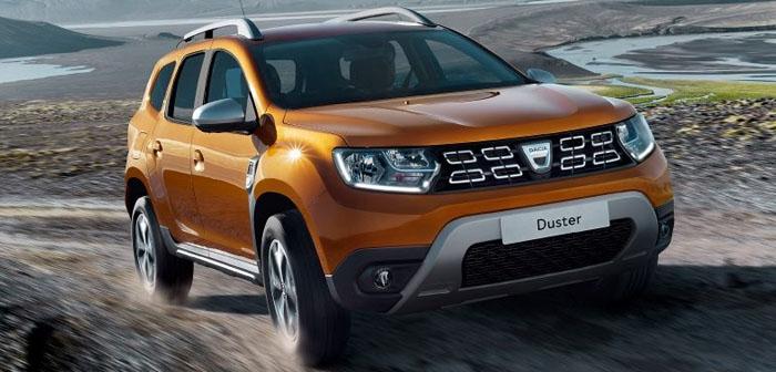 Dacia Ağustos 2019 Binek ve Hafif Ticari Satış Kampanyası