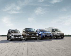 Volkswagen Hafif Ticari Araç Modelleri Ağustosta Büyük İndirimle Satılıyor