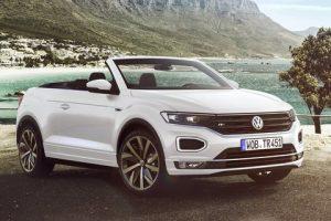 Volkswagen T-Roc Cabriolet Fotoğraf Galerisi