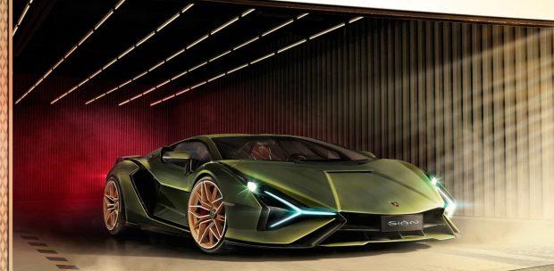 Şimdiye Kadarki En Güçlü Lamborghini Modeli Tanıtıldı