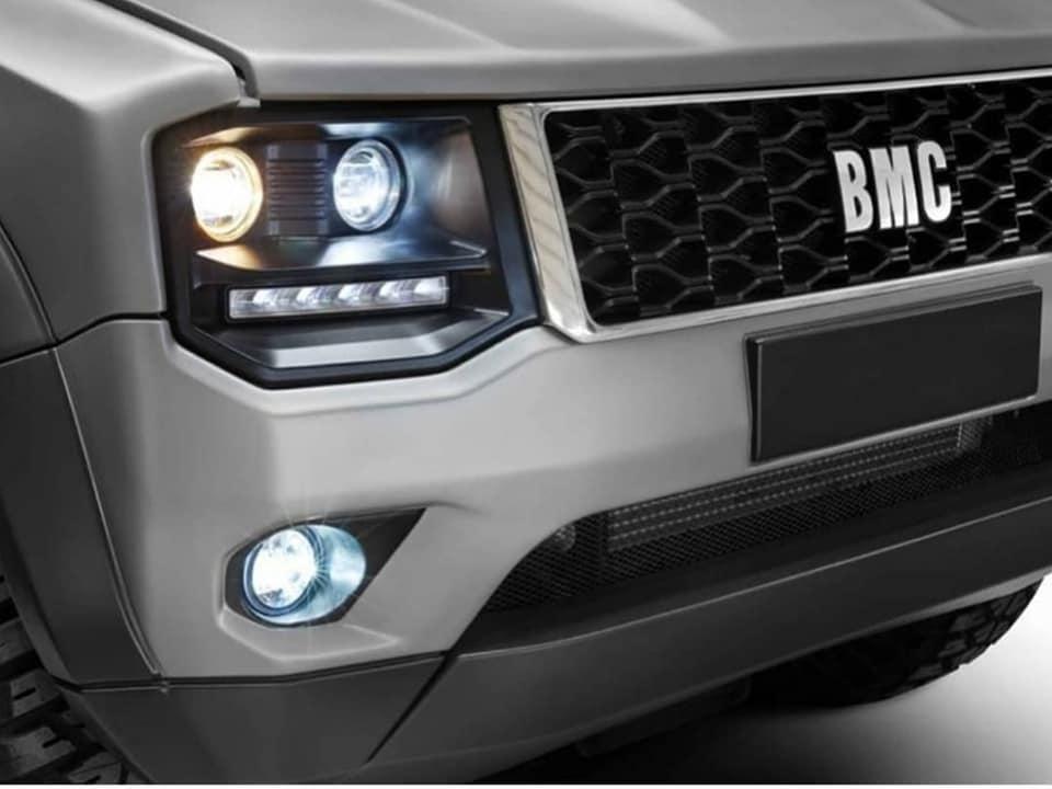 BMC Pick-UP Fotoğraf Galerisi