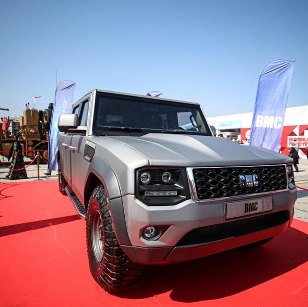 BMC Yerli Üretim Pick-Up Modelinin İsmi Belli Oldu