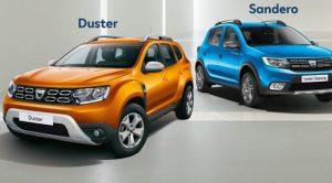 Dacia ECO-G Serisi Eylül 2019 Kampanyası