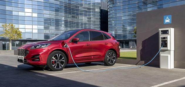 Ford 2019 Frankfurt Motor Show'da Yeni Elektrikli ve Hibrit Araçlarını Tanıttı