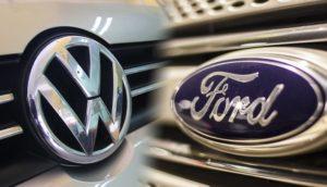 Ford ve Volkswagen Elektrikli Otomobil İşbirliğini Geliştiriyor