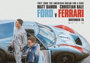 Ford'un Ferrari'ye Meydan Okuması Beyaz Perdeye Aktarılıyor