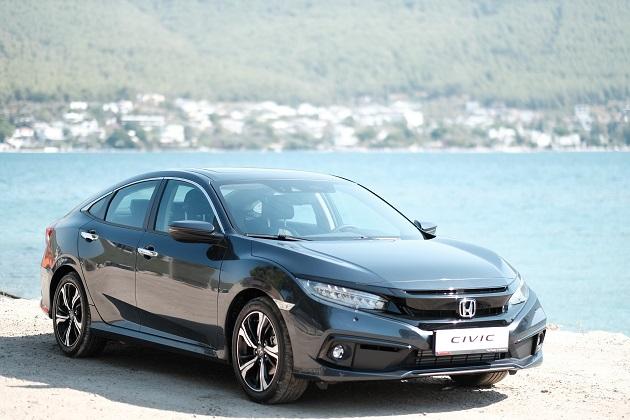 Honda Civic Yeni Tasarım ve Teknolojik Unsurlara Kavuştu