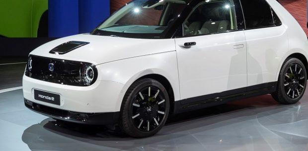 Honda Frankfurt Otomobil Fuarı'nda E'nin Seri Üretim Versiyonunu Tanıttı