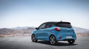 Hyundai i10 2020 Model Tamamen Yenilenmiş Haliyle Ortaya Çıktı