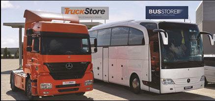Mercedes-Benz Türk TruckStore ve BusStore 10'uncu Yılında