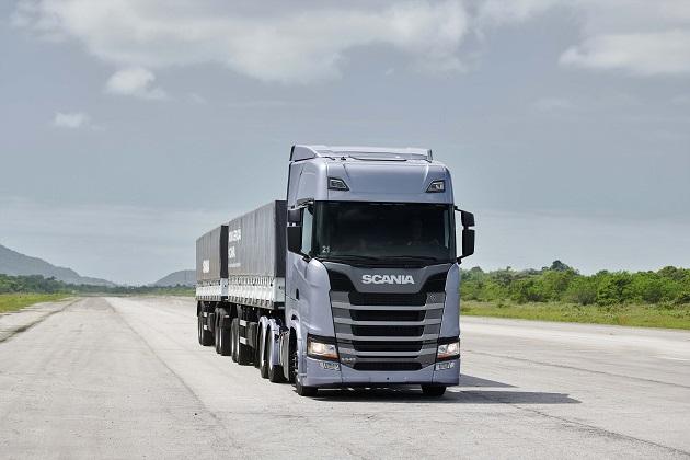 Scania 13 Litrelik Motoruna Yeni Güç Seçeneği Getirdi
