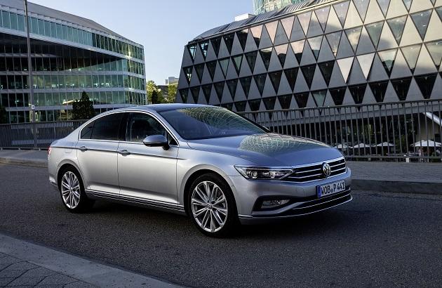 Yeni Volkswagen Passat Türkiye'de Satışa Sunuldu