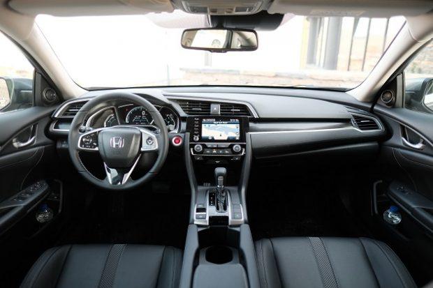 Yeni Honda Civic Sedan 10
