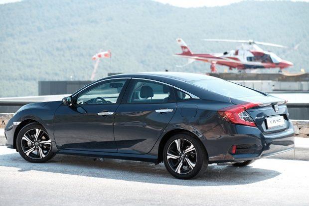 Yeni Honda Civic Sedan 4