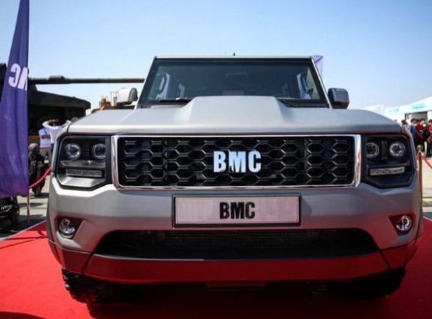 bmc pick up modeli