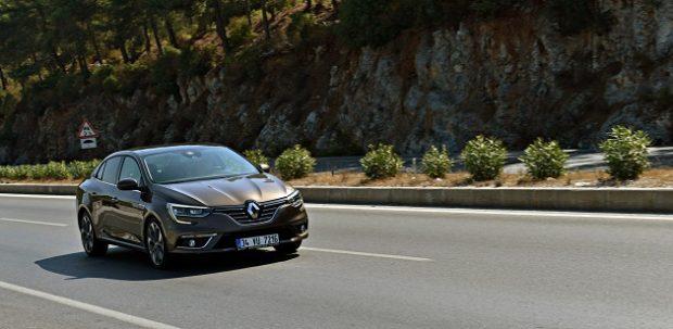 Renault Megane Sedan yeni nesil motor