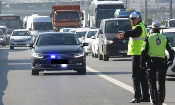 trafik cakar yasak