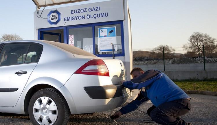 Egzoz Gazı Emisyon Ölçümü Sistemi Değişiyor