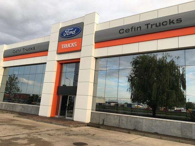 Ford Trucks Romanya'da Önemli Pazar Payına Ulaştı