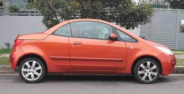 Otomobil Markalarının Tasarladığı En Çirkin 15 Coupe Cabrio Model