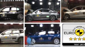 Euro Ncap 2019 Testlerinin En İyi Otomobilleri Belli Oldu