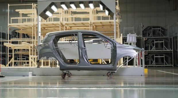 Hyundai i10 uretim
