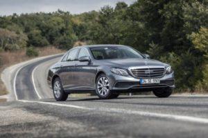 Mercedes-Benz E-Serisi 1.6 Dizel Motor Seçeneği ile Satışa Sunuldu