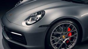 Porsche 911 Carrera 4S Fotoğraf Galerisi